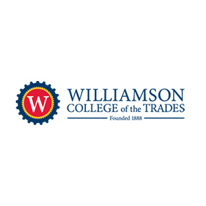 Williamson College of the Trades logo