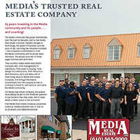 Article about Media's trusted real estate company