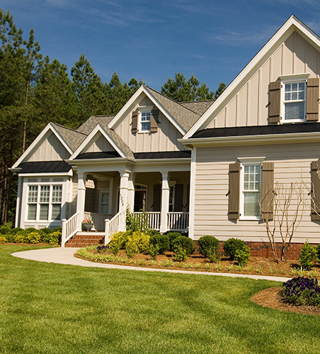 Residential Exterior Services: Residential Real Estate Services